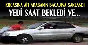 20 YILLIK KOCASINI ÖYLE BİR BASTI Kİ...