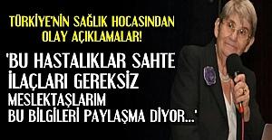 'AÇIKLAMA, ARAMIZDA KONUŞALIM'...