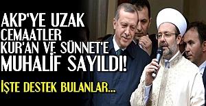 AKP'YE YAKINSAN 'KUR'AN VE SÜNNET'E DE UYGUNSUN!