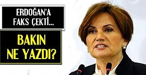 İŞTE ERDOĞAN'A YAZDIKLARI...
