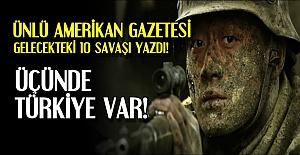 TÜRKİYE 3 SAVAŞA TARAF OLACAK...