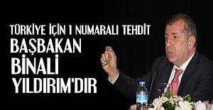 'ASIL TEHDİT BAŞBAKAN YILDIRIM'DIR'