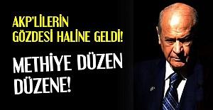 BAHÇELİ'YE AKP METHİYELERİ TAVAN YAPTI!