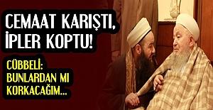 CÜBBELİ ÖFKE KUSTU!