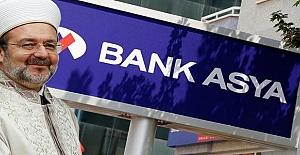 DİYANET DE BANK ASYA'CI ÇIKTI...