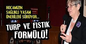 KARATAY'DAN TURP VE FISTIK FORMÜLÜ