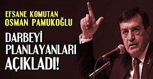 OSMAN PAŞA'DAN FLAŞ AÇIKLAMALAR!