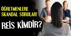 POLİTİKA SORULARI...