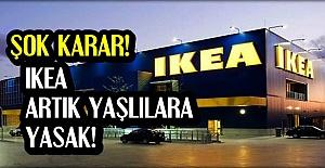 YAŞLILARA IKEA ŞOKU!