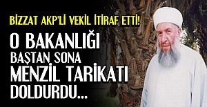 AKP'Lİ VEKİL BİLE İSYAN ETTİ!