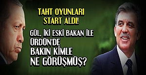 AKP'Yİ KARIŞTIRACAK TOPLANTI!
