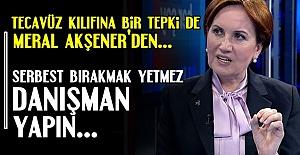 AKŞENER DE LAFINI ESİRGEMEDİ...