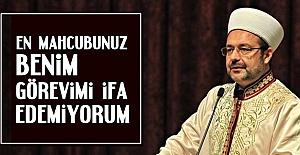 GÖRMEZ DE GÜNAH ÇIKARDI!