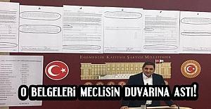 'İSPATLAMAZSAN ŞEREFSİZSİN' DEMİŞTİ...