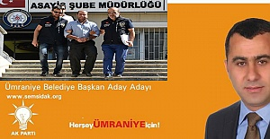 TEKMECİNİN AVUKATI AKP'Lİ ÇIKTI...