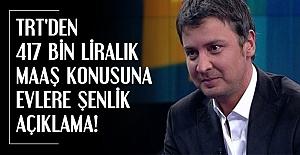 TRT RAKAM VERMEDİ, ÖRNEK GÖSTERDİ!