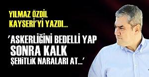 34 MADDE DE KAYSERİ...