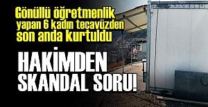35 ÖĞRENCİYE GÖNÜLLÜ DERS VERİYORLARDI AMA...