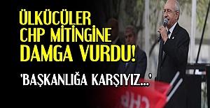 'ARAMIZDA ÜLKÜCÜ KARDEŞLERİMİZ DE VAR'