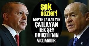 BAHÇELİ'YE ZEHİR ZEMBEREK SÖZLER...