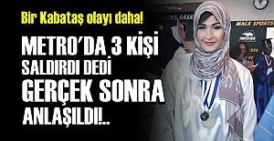 BİR KABATAŞ OLAYI DAHA!..