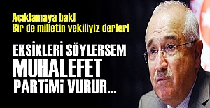 DERTLERİ MİLLET DEĞİL PARTİLERİ...