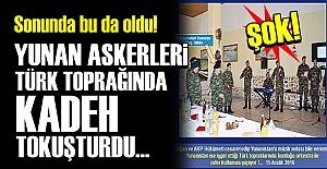 YUNAN POSTALLARI TÜRK TOPRAĞINDA!..