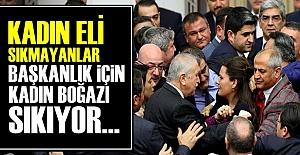 GÜRSEL TEKİN'DEN SERT SÖZLER...