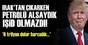 'PETROLÜ BIRAKMAMALIYDIK, HATA YAPTIK'