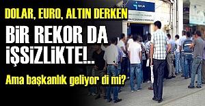 RESMİ RAKAMLAR BİLE GİZLEYEMEDİ!..