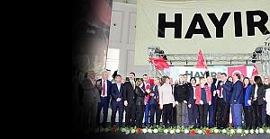 AKP'DEN TOPLU İSTİFA!.. CHP'YE GEÇTİLER...