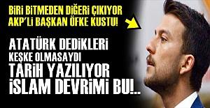 AKP'LİNİN ATATÜRK KİNİ!..