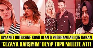 BAKAN'DAN EVLİLİK PROGRAMI AÇIKLAMASI!..