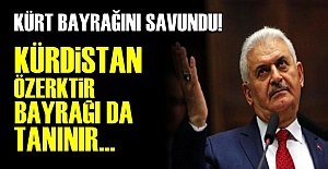 BAŞBAKAN'DAN 'KÜRDİSTAN' SAVUNMASI!..