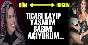 BİR YIL ÖNCE TÜRBANA GİRMİŞTİ AMA...