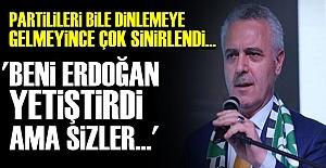 BOŞ SALON ÇOK KIZDIRDI!..