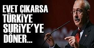 'EVET' ÜLKEYİ FELAKETE GÖTÜRÜR...