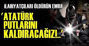 IŞİD'DEN ÖLÜM EMRİ!..