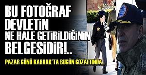 'KENDİSİ DE, EŞİ DE...'