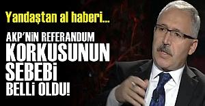 MEĞER KORKULARI BUYMUŞ!..