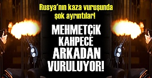 'MEHMETÇİK ÇAPRAZ ATEŞE ALINDI...'