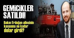 MEŞHUR GEMİCİKLER SATILDI!..