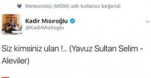METEOROLOJİ DE ÜŞÜTTÜ!..