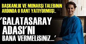 OSMANOĞLU'NUN DERDİ GS ADASIYMIŞ!..