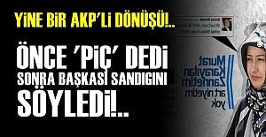 SİNAN OĞAN'A 'PİÇ' DİYEN AKP'Lİ KADIN ÇARKETTİ!