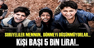 TÜRKİYE ONLARA 'CENNET' OLDU!..