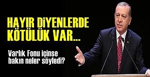 UÇAKTA FLAŞ AÇIKLAMALAR!..