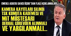 ÜÇOK'TAN FLAŞ AÇIKLAMALAR!..