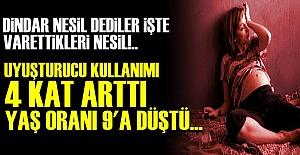 UYUŞTURUCU NESLİ!..