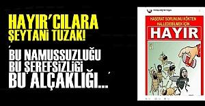 BU KARİKATÜRÜN 'HAYIRCILARLA' İLGİSİ YOK!
